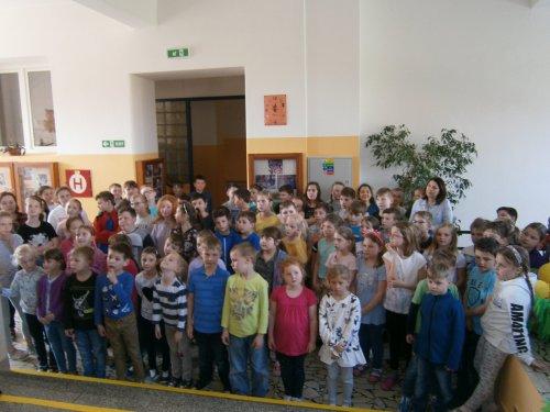 70. výroči nakladatelství ALBATROSU v naší škole