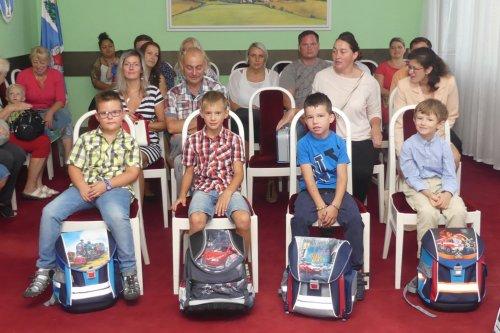 Vítání dětí do 1. třídy