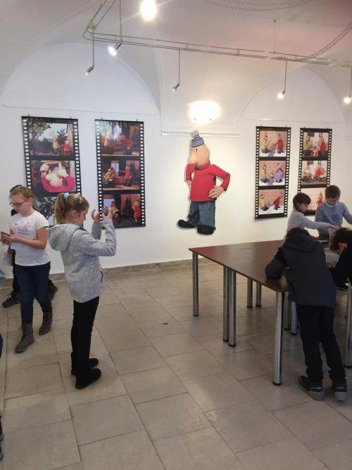 Interaktivní výstava Pat a Mat