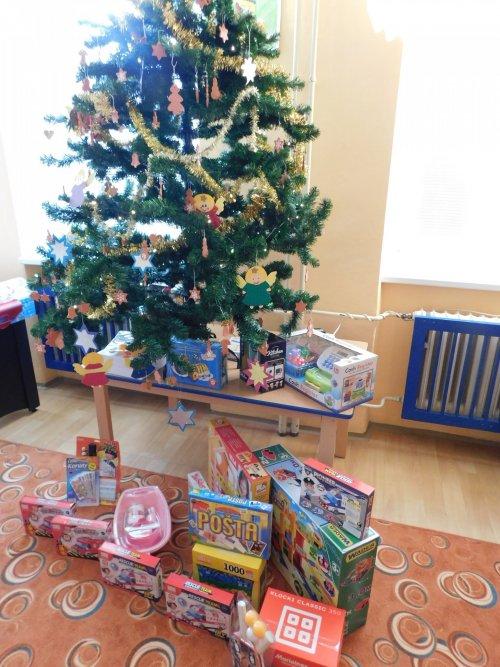 Vánoční nadílka ŠD